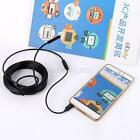 New 6LED Android Endoscope Waterproof Inspection Camera USB Camera 2M/5M 7mm B32