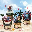 FIGURE LILO E & STITCH AND FORMATION ARTS DISNEY PIXAR SQUARE ENIX STATUE #1