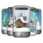 HEAD CASE DESIGNS CHRISTMAS IN JARS HARD BACK CASE FOR BLACKBERRY PHONES