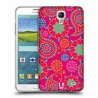 HEAD CASE DESIGNS PSYCHEDELIC PAISLEY SOFT GEL CASE FOR SAMSUNG PHONES 4