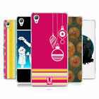 HEAD CASE DESIGNS HEADCASE MIX CHRISTMAS COLLECTION GEL CASE FOR SONY PHONES 1
