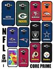 For Samsung Galaxy CORE Prime G360 - Official NFL Hybrid Rugged Armor Case Cover $17.43 USD on eBay