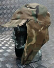 Genuine British Army MVP Goretex MTP Multi Camo Dog/Trapper Hat With Ear Flaps