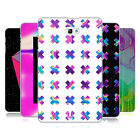 HEAD CASE DESIGNS PRINTED RAINBOW SLICK HARD BACK CASE FOR SAMSUNG TABLETS 1