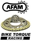 Yamaha YZF1000 R1 (520 Race) 98-03 AFAM Track Day Chain And Sprocket Kit