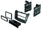 Best Kits BKMAZK849 Dash Kit Mazda 3 2010 To 2012 Double Din Or Iso With Pocket