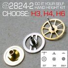 HAND HEIGHT KIT FOR ETA 2824-2: H3, H4, H6:  FOR DO IT YOURSELF CHANGE