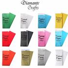 Tissue Paper - Luxury Acid Free 50 x 70cm Sheets Wrapping - Choose Amount Colour
