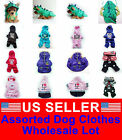 Chihuahua Pet Dog Clothes Puppy Shirt Dress Apparel Costume Wholesale LOT OF 5