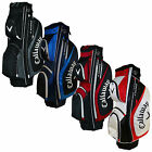 CALLAWAY MENS X-SERIES CART BAG - NEW GOLF TROLLEY BAG 14 WAY DIVIDER TOP 2016