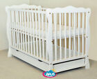 Junior bed cot with drawer JULIA colours + choice to mattress best baby cots