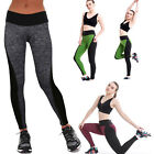 Women High Waist Sports Trousers Athletic Gym Workout Fitness Yoga Leggings Pant