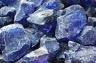 Glasbrocken blau violett Glass Rocks 50/120mm Kobaldblau  5 kg bis 100 kg