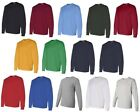 Gildan Heavy Cotton Long Sleeve T Shirt Blank Casual Plain Tee Sport 5400 s-2xl image