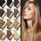 Premium Tape In Human Hair Extensions Weft Virgin Remy Hair 20Pcs40Pcs 16''-26''
