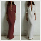 Sexy New Women Summer Long Maxi BOHO Evening Party Dress Beach Dresses Sundress