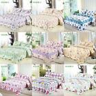 New 3pcs Bedding Set 1 Patchwork Quilt Comforter 2 Pillow Cases Queen Szie F4O9