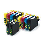 10 Compatible Ink Cartridge For Epson Printer 18XL 16XL 711 1816 1291 1281 T0711