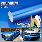 *Gloss Glossy Vinyl Car Laptop Wrap Sticker Decal Air Release Bubble Free Film