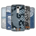 HEAD CASE DESIGNS JEANS AND LACES HARD BACK CASE FOR LG K10