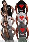 Weight Lifting MMA SUPERMAN Hardcore Bodybuilding Hoodie Top Gym Fitness Wear