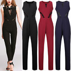 Fashion Women Ladies Celebrity Lace Evening Party Playsuit Jumpsuit Rompers Hot
