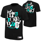 WWE T-Shirt Dolph Ziggler It's Too Bad I'm Too Good AUF LAGER Original & NEU