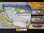 Luxury Full Body Bath Bed Mat Back Pillow Non Slip with Suction Mount Marble