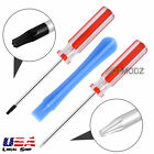 Red Torx T8H T6 Screwdriver Kits Repair Tools for Xbox One Xbox 360 Controller
