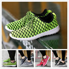 New Women/Men's Yeezy Breathable Casual Running Flats Sportwear Athletic Shoes
