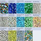 9/16 - 5/8 GLASS MARBLES VASE FILLER AQUARIUM GRAVEL CRAFT CLEAR