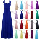 New Chiffon Bridesmaid Formal Evening Payty Prom gown Women's Dress Size 6-22