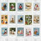 KNITS & PIECES TEDDY BEAR DOLL & CRAFT STALL KNITTING PATTERNS BY SANDRA POLLEY