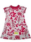 Barbie Pink Sakura Licensed Cotton Summer Girls Dress