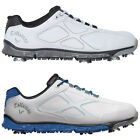 CALLAWAY MENS XFER PRO GOLF SHOES - NEW LEATHER WP WATERPROOF X SERIES M337