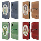 HEAD CASE DESIGNS CHRISTMAS ANGELS LEATHER BOOK WALLET CASE COVER FOR LG NEXUS 4