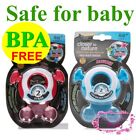 Tommee Tippee Closer to Nature Teether Stage 2 Baby Teething Soother 4M+