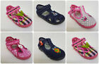 Baby girl & boy canvas shoes slippers casual trainers sandals baby toddler
