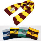 1PCS Cosplay Harry Potter Scarf Gryffindor Wool Knit Scarves Wrap Warm Costum