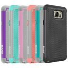 For Samsung Galaxy Note 5 Case, Heavy Duty Dual Layer Armored Hybrid Case