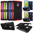 Tough Shockproof Heavy Duty Stand Case for Motorola Moto-X-Play,XT1562 / XT1563