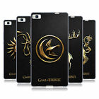 OFFICIAL HBO GAME OF THRONES SIGILS SOFT GEL CASE FOR HUAWEI PHONES