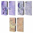 OFFICIAL SELINA FENECH UNICORNS LEATHER BOOK CASE FOR APPLE iPOD TOUCH MP3