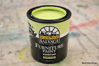 "Black Dog Salvage Furniture Paint ""Patinio Green"""