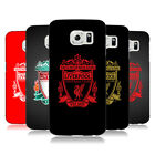 OFFICIAL LIVERPOOL FC LFC CREST 2 HARD BACK CASE FOR SAMSUNG PHONES 1