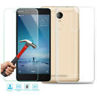 Tempered Glass + Ultra Thin Clear TPU Soft  Protective Case For Various Phones