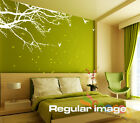 """Wall Decal Sticker Mural Removable Small size Corner Top Branch 60""""W 2 Colors"""