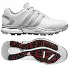 ADIDAS MENS ADIPOWER BOOST GOLF SHOES - NEW WATERPROOF LEATHER MEDIUM FITTING