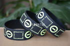 "TYPE O NEGATIVE Silicone 1"" Wide Rubber Bracelet Wristband"