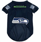 NEW SEATTLE SEAHAWKS PET DOG MESH FOOTBALL JERSEY ALL SIZES ALTERNATE STYLE $16.25 USD on eBay